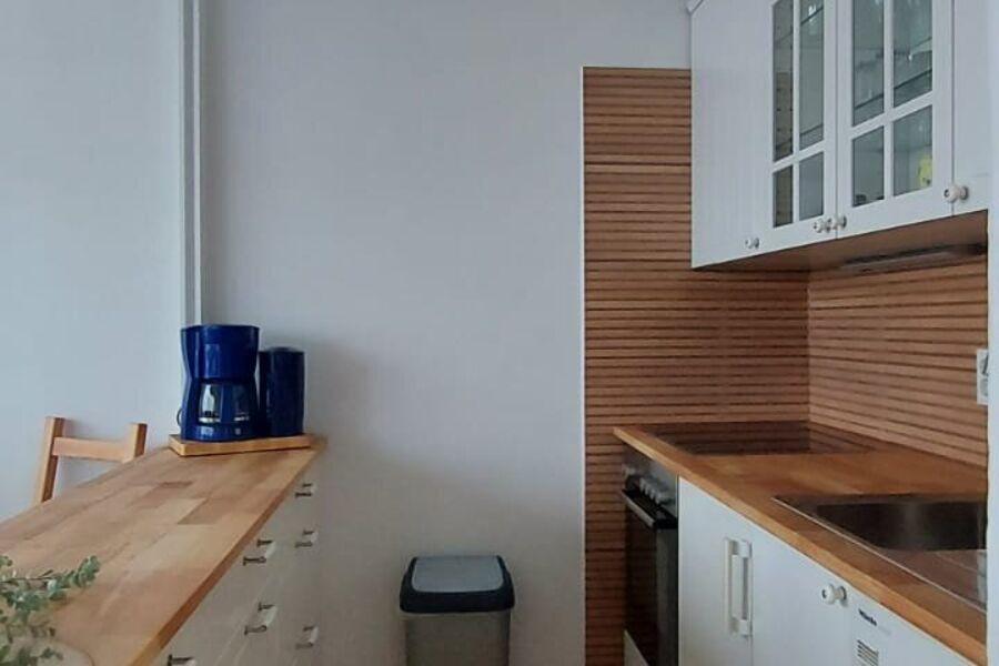Zugang zum Alkoven (4 Schlafplätze)