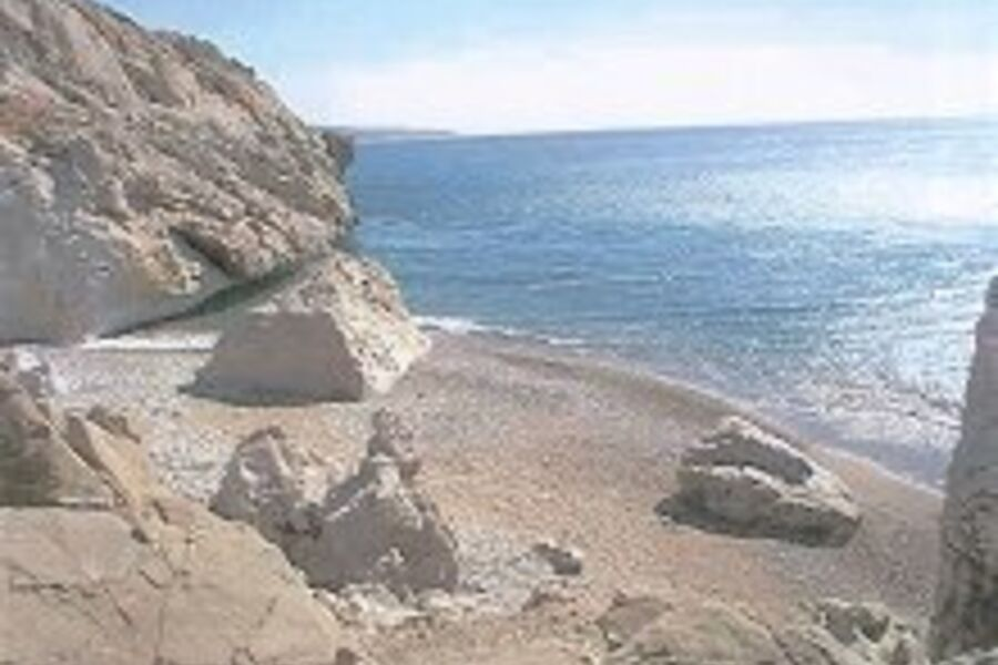Die Bucht von Keratokampos