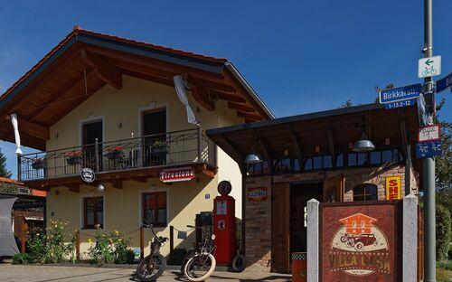Ferienwohnung Villa Lucca