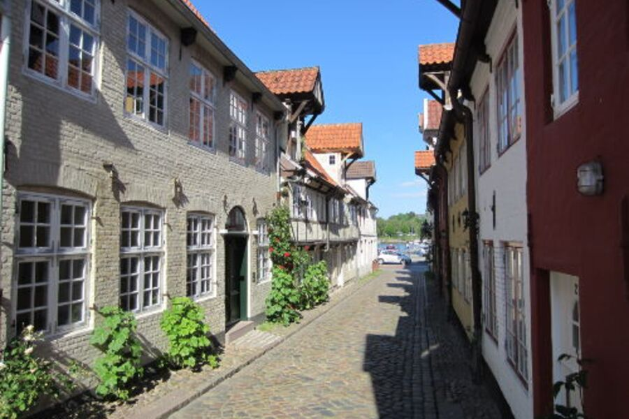 Haus des Schiffers Martinus Clausen