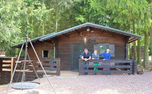 Ferinhaus Jagdhütte