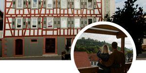 Ferienwohnung Schlossblick in Reichelsheim - kleines Detailbild