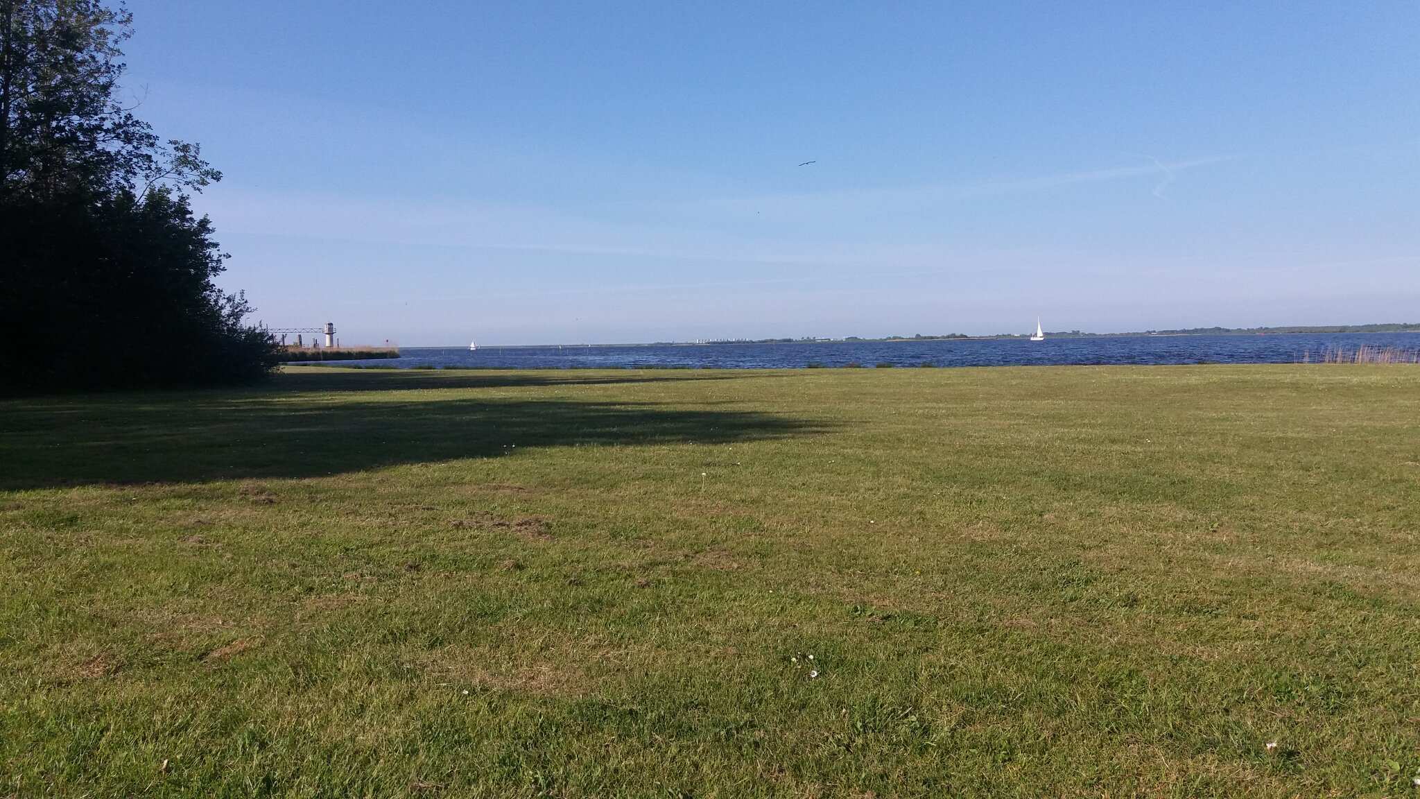 Strand am Lauwersmeer