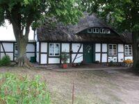 Landhaus Damerow 1, Ferienwohnung  1 in Federow - kleines Detailbild