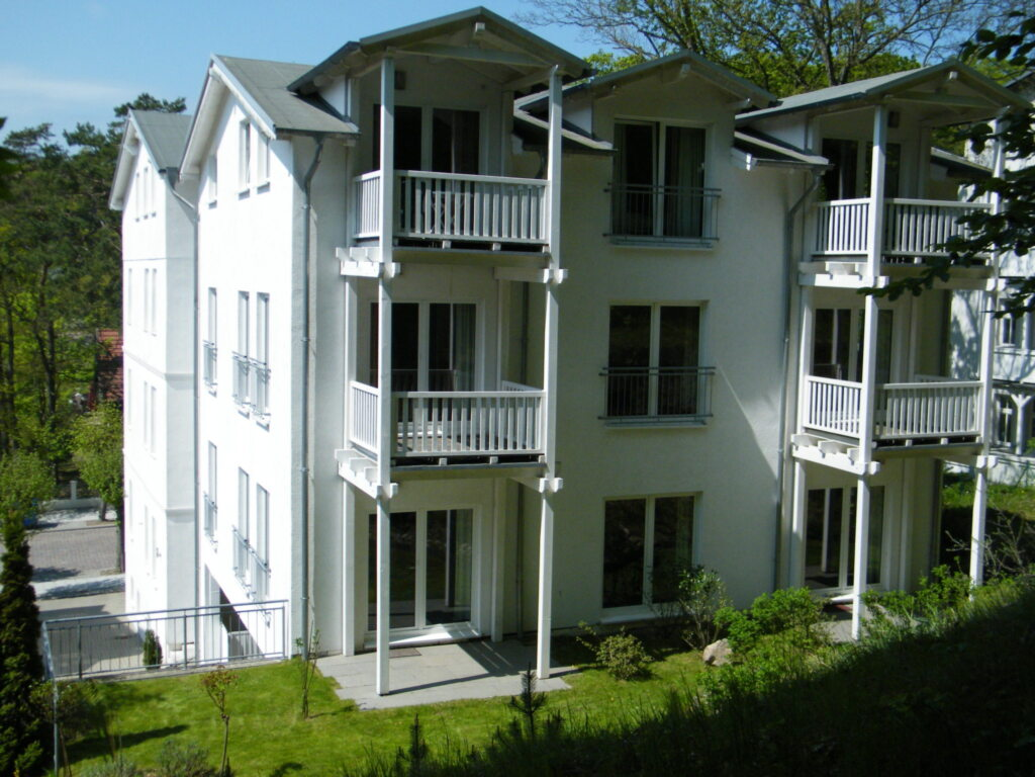 Villa Celia Sellin Fewo 05 In Sellin Ostseebad