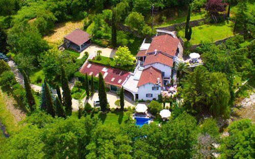 Landhausvilla Bassanico Alassio