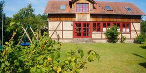 idyllisches Fachwerk-Ferienhaus in Godendorf, Ferienhaus Godendorf in Godendorfer Papiermühle - kleines Detailbild