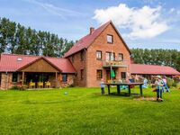 Familien- Ferienhof*** Ostseebad Rerik, FH2 - 3-Raum-Ferienhaus Kamin (53m²; max 4+1 Pers.) in Rerik (Ostseebad) - kleines Detailbild