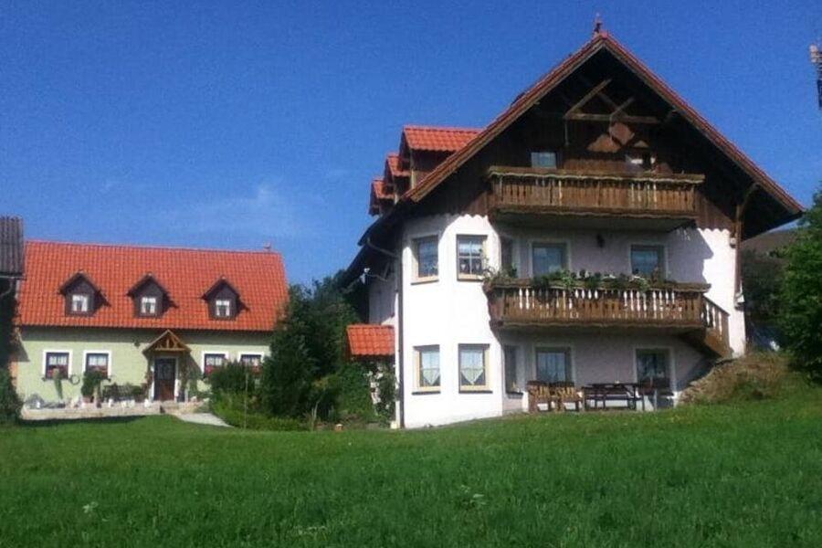 Ferienhaus mit Südostaussicht