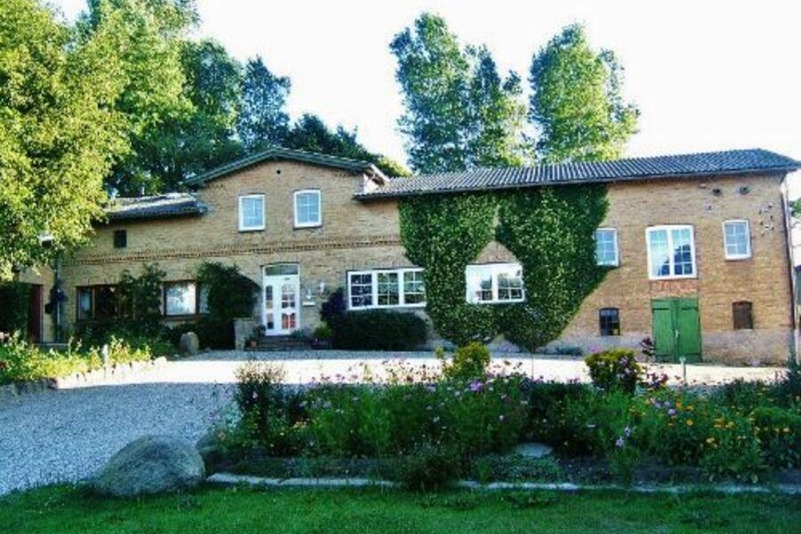Wohnhaus - Hof Schuby-Mühle