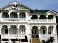 Villa Fanny, 2 Wohnung mit Blick in Richtung Nationalpark in Sassnitz auf Rügen - kleines Detailbild