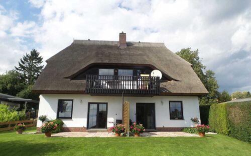 Reetdachhaus Möwe 01,  2-Raum-Ferienwohnung, Lancken Granitz, Möwe 01