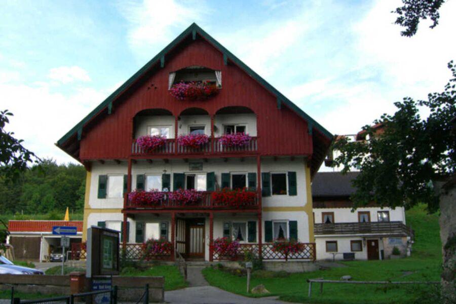 Ferienwohnung Zum Landesteg, FeWo Sternenblick