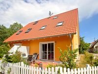 Ferienhaus Lilly, Haus: 130 m², 4-Raum, 6 Erw., Terrasse, Garten in Breege - Juliusruh auf Rügen - kleines Detailbild
