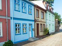 Das kleine blaue Haus an der Stadtmauer von Neubrandenburg in Neubrandenburg - kleines Detailbild