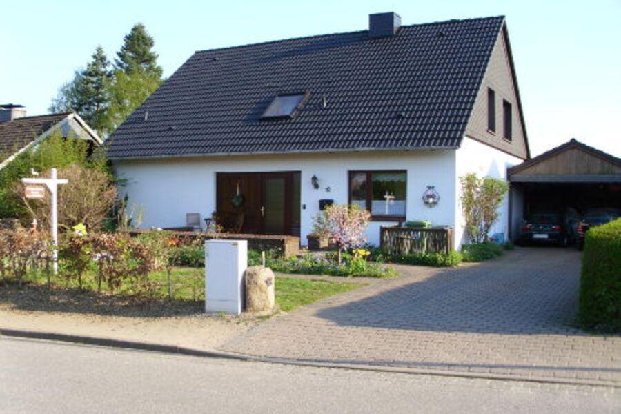 Haus Straßenseite