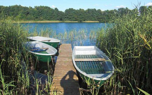 Ferienwohnungen in Carwitz, Ferienwohnung 'Carwitzer See'