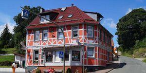'Eishexe', Eiscafé und Übernachtung, Bodeblick in Oberharz am Brocken OT Tanne - kleines Detailbild