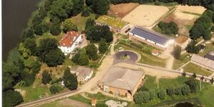 Ferien am Schloss Duckwitz, Wohnung 3 - Die Katz in Duckwitz - kleines Detailbild
