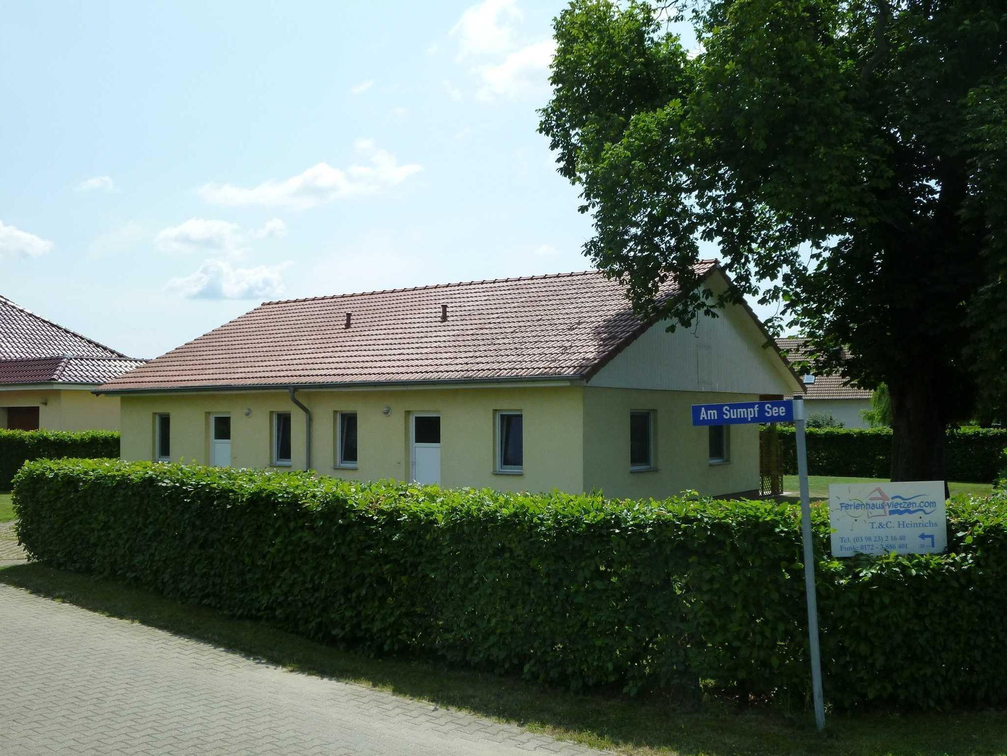 Ferienhaus 'Vietzen', Ferienwohnung 1