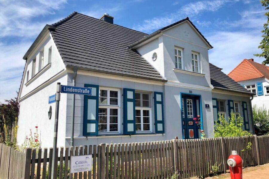 altes Kapitänshaus