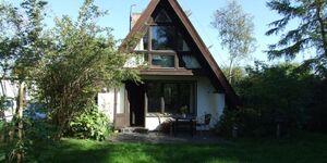 Romantische Finnhütte in der Heide, Finnhütte in Neuendorf Heide - kleines Detailbild