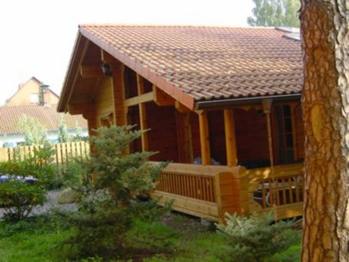 Ferienblockhäuser - Ferienhaus Inari in Wunstorf-Steinhude ...