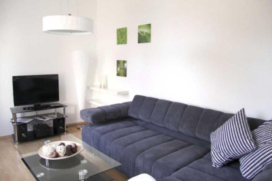 Ferienwohnung 1 -Wohnzimmer
