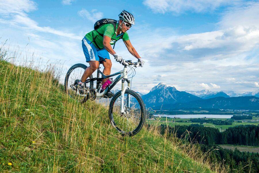 Mountainbiketour aufm Beichelstein