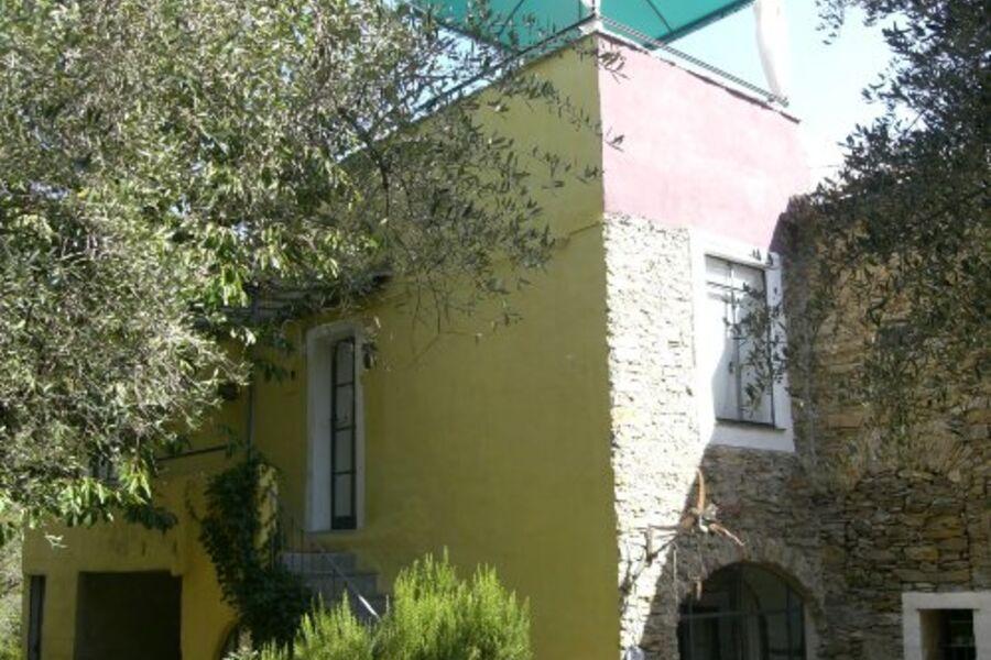 Eingang Oliva mit Dachterrasse