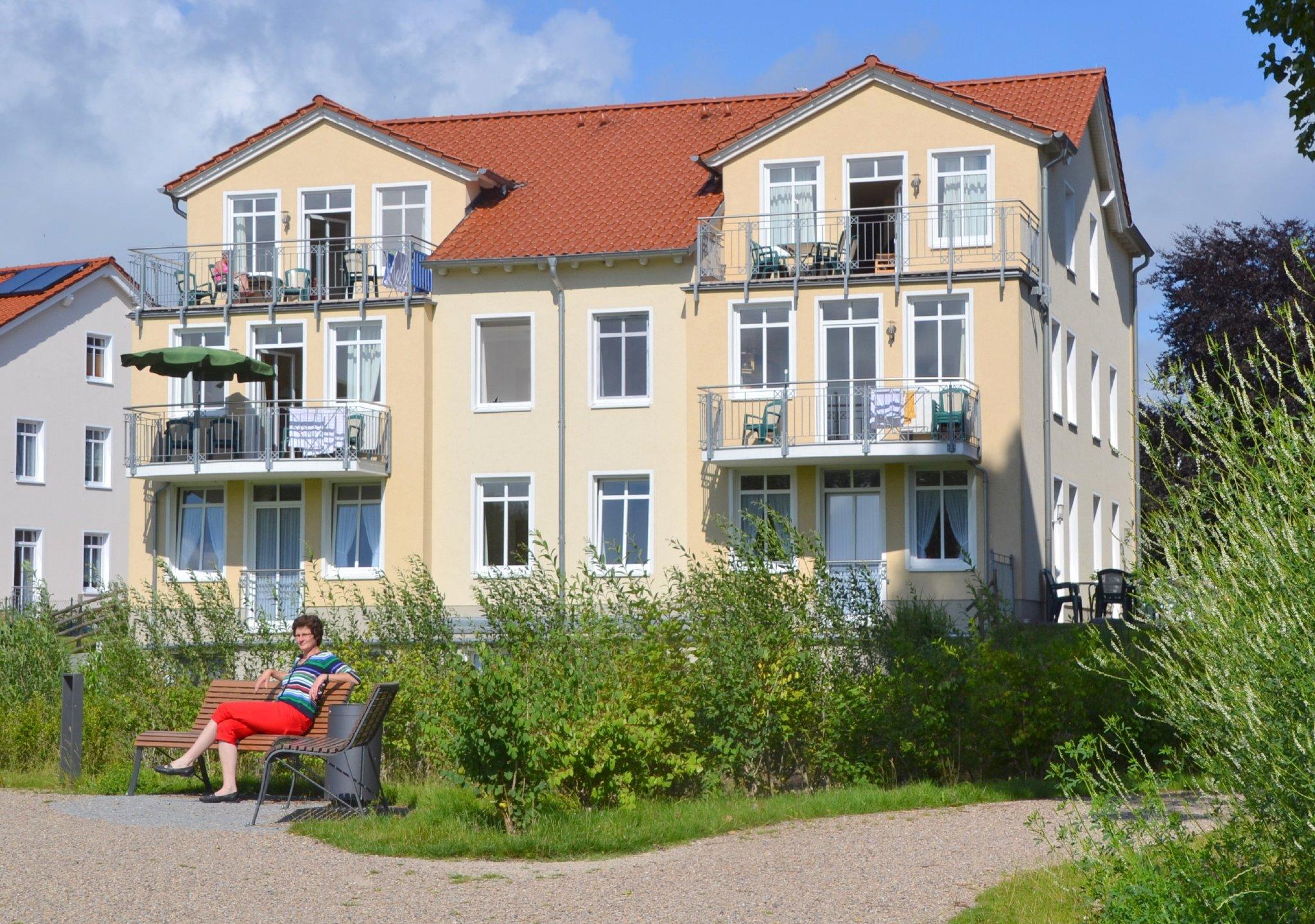 Villa 'Am Sonnenstrand' Kat. III