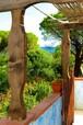 Einladendes Ferienhaus am Meer, obere Wohnung