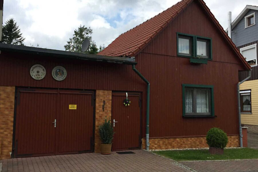 Ferienhaus Hänsgen, Ferienhaus