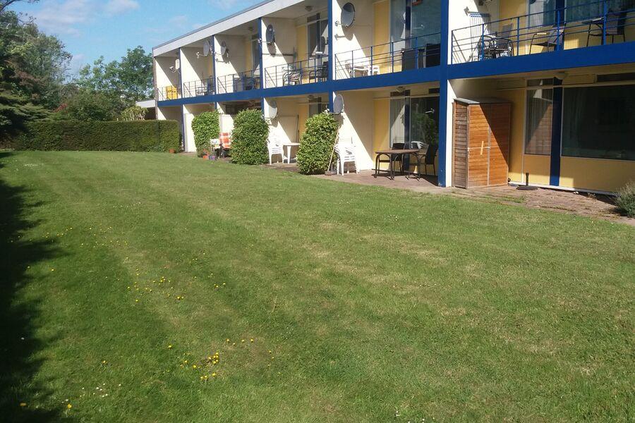 Gebaude mit Apartments