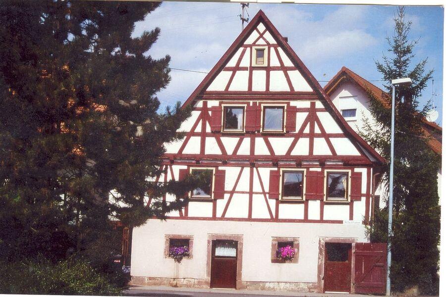 Haugstetthaus im ruhigen Ortskern