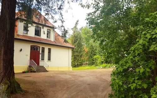 Ferienwohnung Villa am Haussee, Ferienwohnung am Haussee