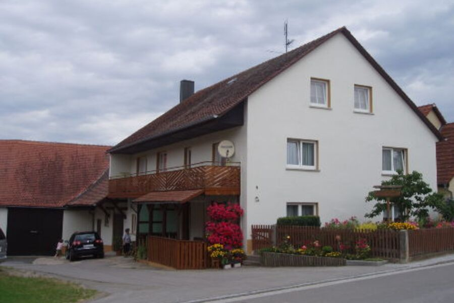 Ferienwohnungen Schaßberger In Geslau Bayern