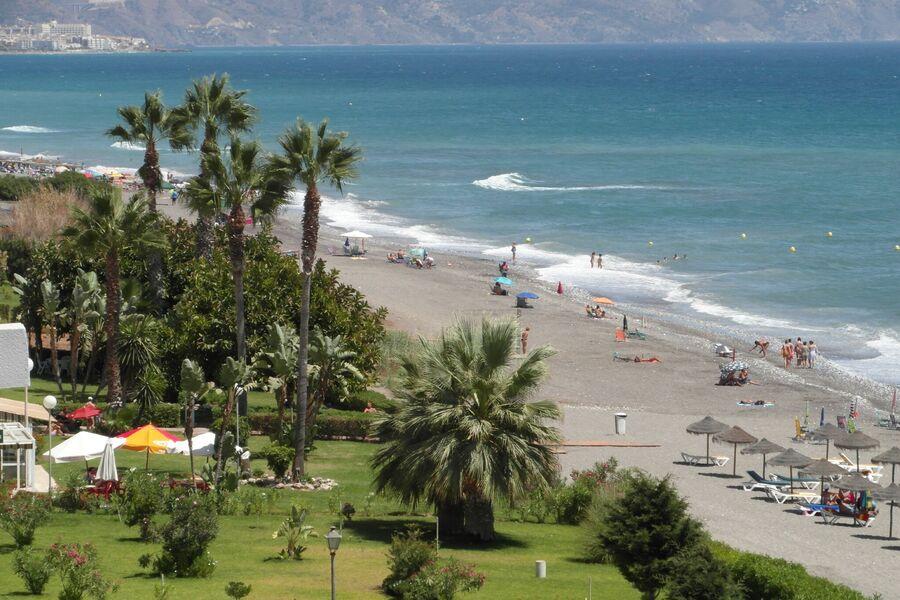 Strand El Penoncillo, Torrox Costa