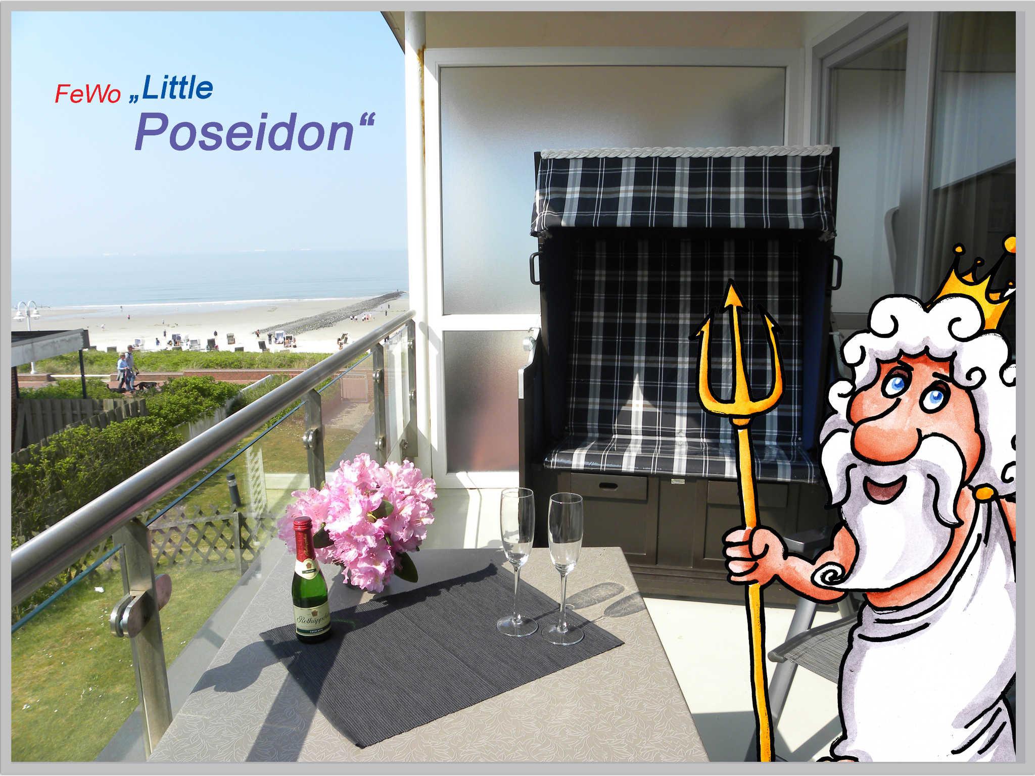 Ferienwohnung Little Poseidon