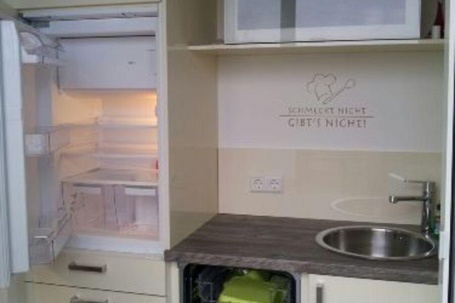 Kühlschrank, Gefrierfach, Spülmaschine
