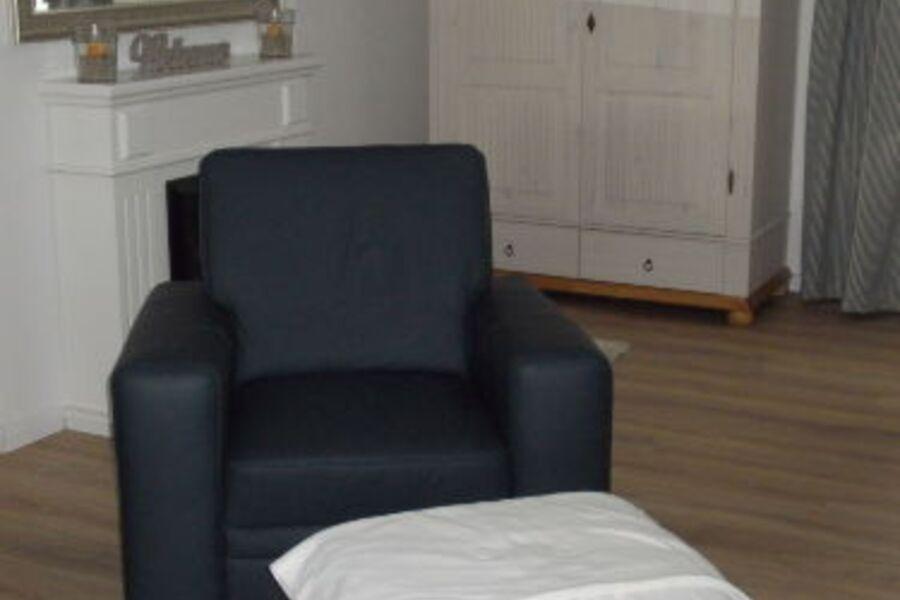 Wohnzimmer Teilansicht