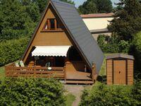 Finnhütte und Ferienwohnung Fam. Luchs, Finnhütte in Greifswald-Eldena - kleines Detailbild