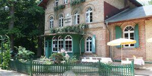 Bürgerhaus Hasenberg, Doppelzimmer mit zwei Aufbettungen in Gützkow - kleines Detailbild
