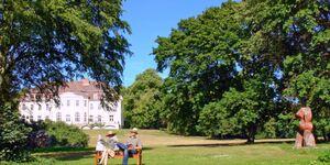 Schloss Zinzow, Fewo 1 (1-Raumfewo 35 m²) in Zinzow - kleines Detailbild