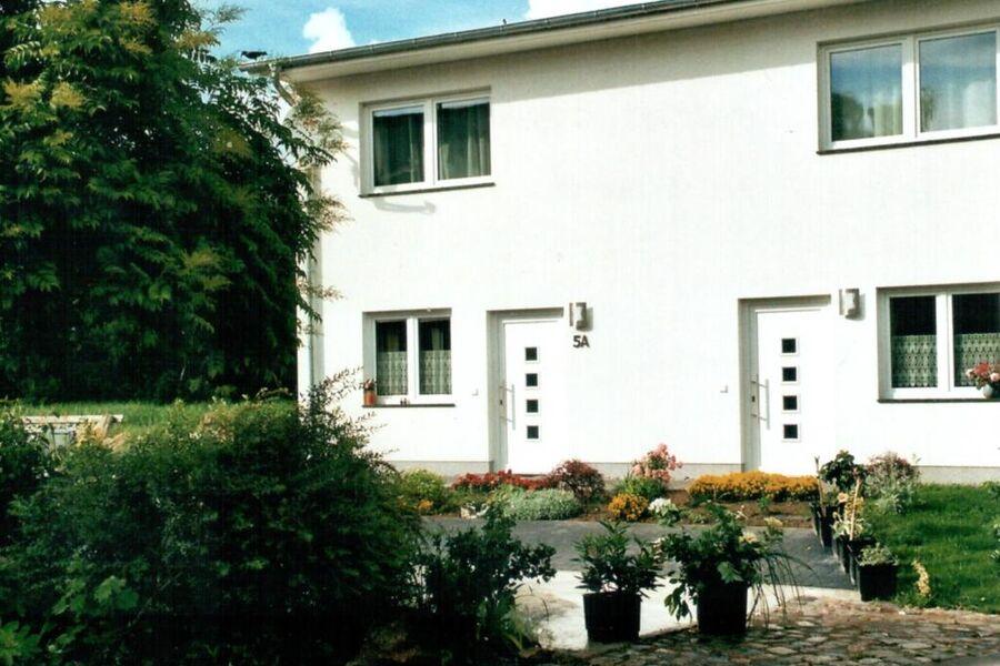 Ferienhaus mit den beiden Ferienwohnungen