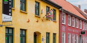 Pension Heinrich 'im Zentrum' Friedrich-Loeffler-Str. 21, Zimmer 3 (für 1 od 2 Pers)+1 Aufbettungsmö in Greifswald - kleines Detailbild