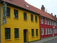 6. Pension Heinrich 'Im Herzen der Stadt', Zimmer Nr. 8  (für 1 Pers)+1 Aufbettungsmöglichkeit in Greifswald - kleines Detailbild