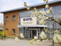 VCH Hotel Greifswald, Familienzimmer 2 Erw. - 3 Kinder in Greifswald - kleines Detailbild