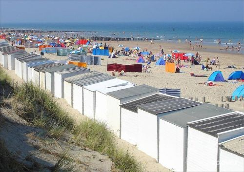 Strand und See Domburg
