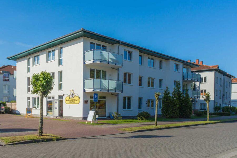 NordWest Ansicht des Hauses Am Maiglöckchenberg 19